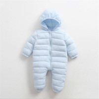 Baby Rompers Keep Thick Warm Autumn Winter Cotton Infant Jumpsuit Long Sleeve Boys Girls Playsuits Baby