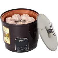 220V Automatic ELectric Black Garlic Fermenting Machine Touch Screen Household 6L Zymosis Garlic Maker Easy Operation