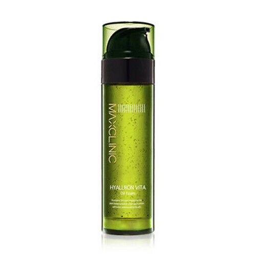 [Maxclinique] huile hyaluronique Vita mousse 110g/nettoyant éclaircissant à lacide hyaluronique