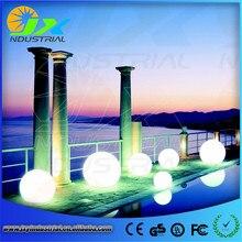 JXY 2pcs * Diameter15cm / Led пластмассовые шарики RGB / 15cm RGB Беспроволочный плавательный бассейн водоустойчивый ip68 поручает литиевую батарею водить шарик