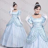 Custom Made Cinderella Dress Adult Cinderella Cosplay Costume Adult Cinderella Costume