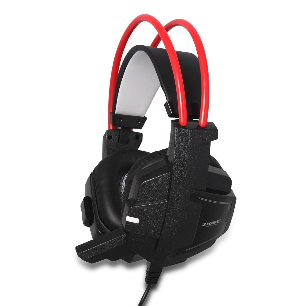 Gaming Headset Pour PS4 Xbox Un S, Universel Filaire Stéréo Microphone Multi-Fonction Casque Casque Pour PS4/Xbox one/PS3