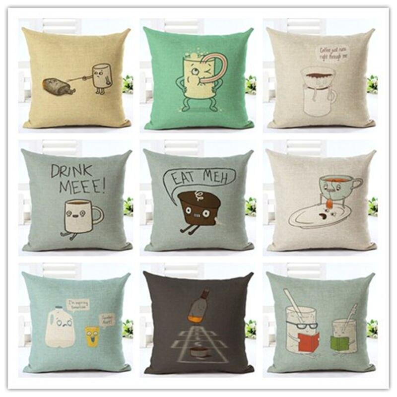 ᗑDibujos Animados Impresión digital Fundas de colchón té pasteles ...