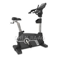 Self-Generation Indoor Exercise Bike with Heart Rate Detection Function