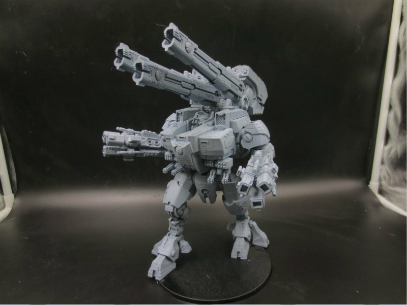 C05 Resin Figure Model Kit KX139 Mech Modelling Static Assembly DIY Toys Hobby Tools