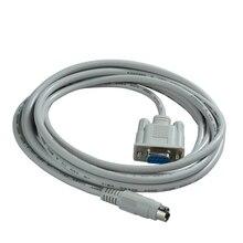 SC-11 RS232 PLC Кабель для программирования для MlTSUBISHI MELSEC FX серии FX2N/FX0N/FX1S/FX1N/FX0S, есть