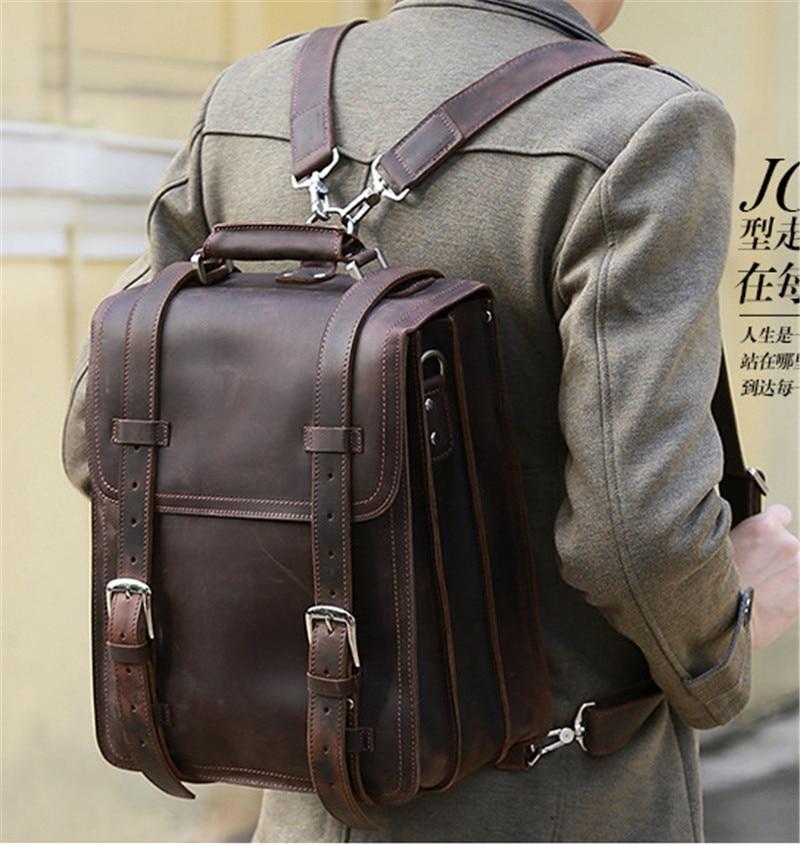 Laptop Backpack Vintage