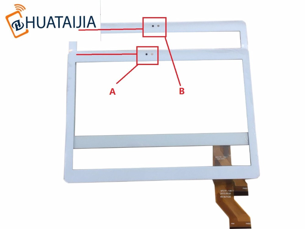 New For 10 inch Koslam KL1071Z Tablet Touch Screen Touch Panel digitizer Glass Sensor Replacement Free Shipping