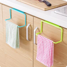 Prateleira do banheiro de toalha de cozinha Sobre O Organizador Da Porta Do Armário Armário Cabide Prateleira Para Cozinha Suprimentos ferramentas Acessórios 23