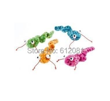Gratis verzending huisdier speelgoed beven vibrerende schudden worm kat speelgoed gemengde kleuren 30 stks/partij-in Kat Speelgoed van Huis & Tuin op  Groep 1