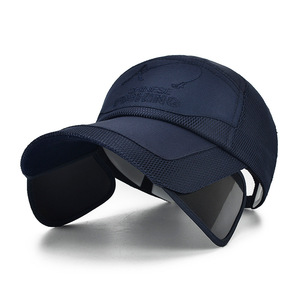Summer Sun Hat Men Bucket Hats Women Boonie Hat Wide Brim UV Protection Male Mesh Breathable Fishing Cap Beach Hat bone gorras(China)