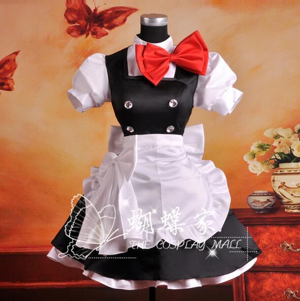 Touhou Project Kirisame Marisa Cosplay Costume Advanced Custom