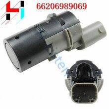 (4pcs) Parking Distance Control Sensor PDC For B M W E39 E46 E53 E60 E61 E63 E64 E65 E66 E83 X3 X5 66206989069 4 pcs lot reverse backup assist pdc parking sensor for bmw e39 e46 e53 e60 e61 e63 e64 e65 e66 e83 66206989069 66200309540 car