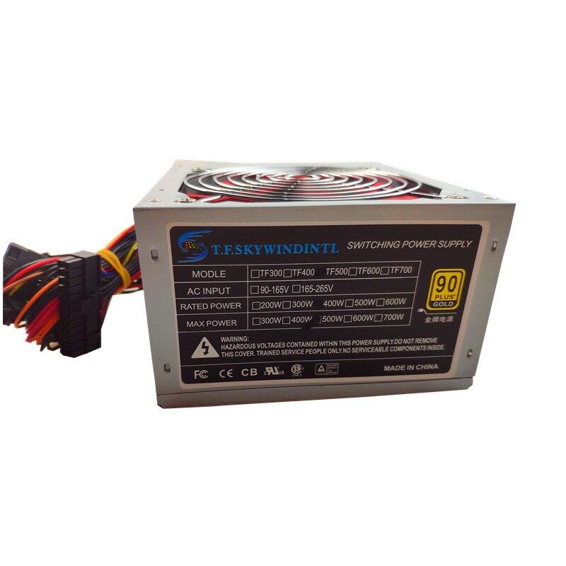 все цены на Desktop Power 500W Quiet Power Switching 12V ATX BTC Power Supply SATA 24PIN Power Supply Computer Chassis For Intel For AMD PC онлайн