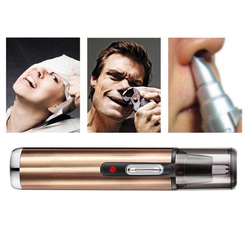 Trimmer for nose Electric Shaving Nose Hair Trimmer Safe Face Care Shaving Trimmer For Nose Trimer Makeup Tools 4