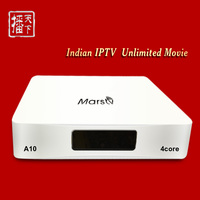 New India Live TV Channel Quad Core Android 5 1 TV BOX No Monthly Fee Free