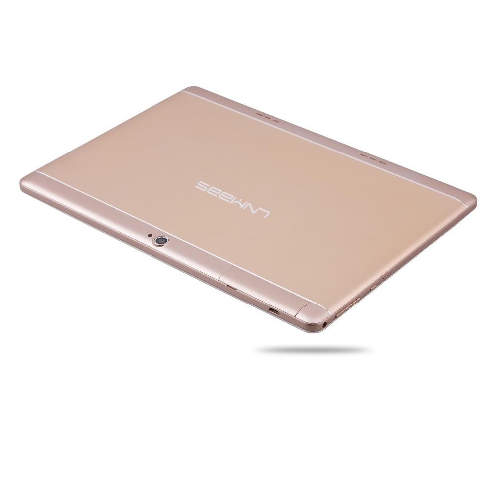 LNMBBS tablette baratos com frete gratuitement téléphone portable 3G 8 core otg wifi google android 5.1 pouces 10 1280 * 800IPS 4 GO RAM 32 GO de ROM