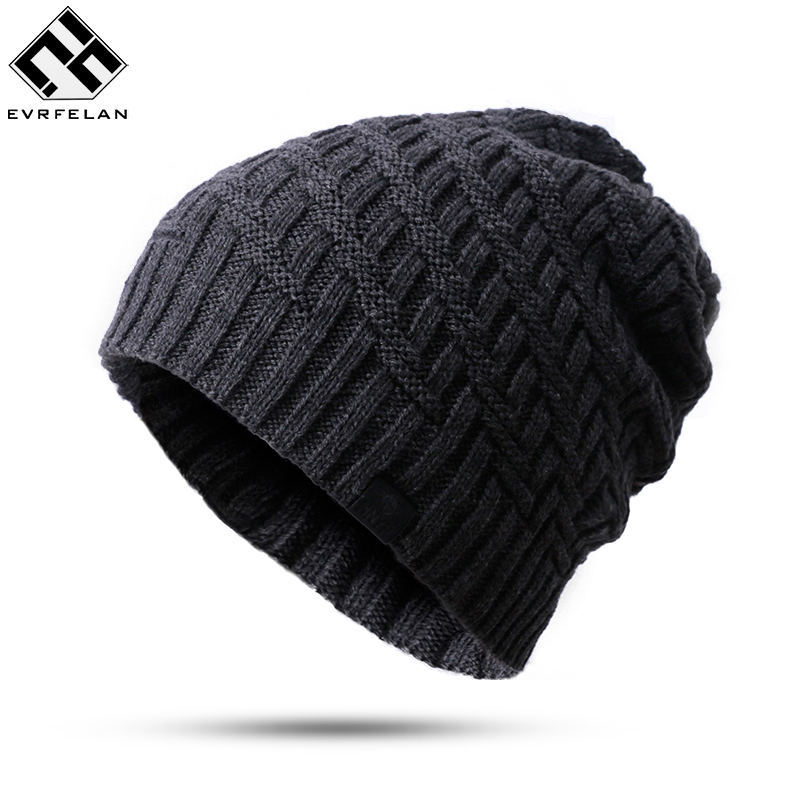 2017 Hot Sales Knitting Hat Winter Hat For Man Skullies s