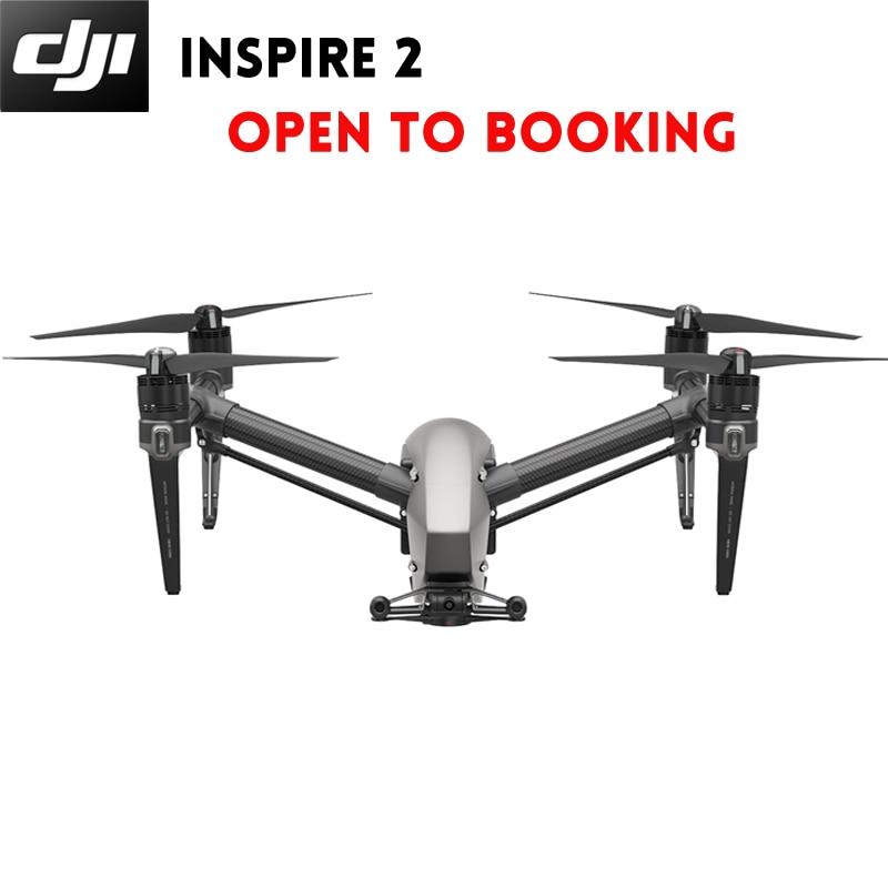 Pre Order now DJI Inspire 2 Drone RC Quadcopter 100%original DJI drone