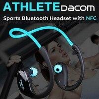 Dacom Athlete Bluetooth Headset Wireless Sport Headsfree Headphones Stereo Music Earphones Fone De Ouvido With Microphone