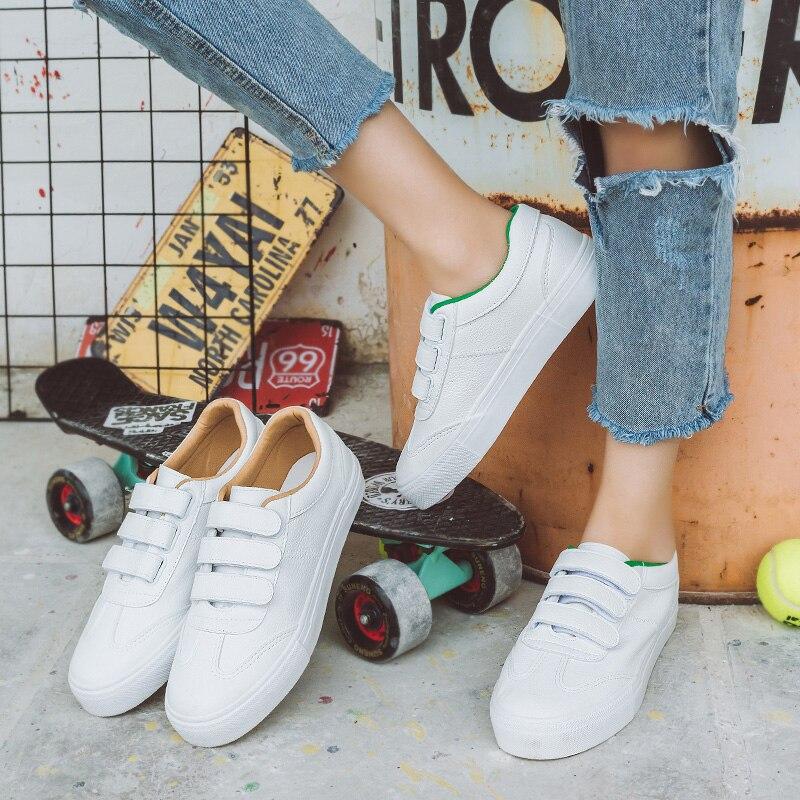 Envío gratis 2017 primavera nuevas mujeres de la manera zapatos planos ocasional