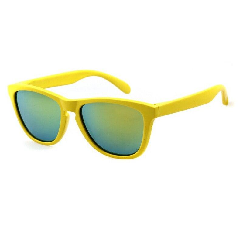 Nouveau Mode Sport lunettes de Soleil Hommes Vente CHAUDE Marque lunettes  de Soleil Miroir carré de Haute Qualité lunettes de Soleil 16 Couleur de sol 636d60a703bb