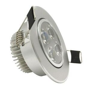 Image 3 - 12 wát Led Downlights Thay Đổi Độ Sáng/Nodimmable led Bóng Đèn 85 265 v LED Đèn chiếu sáng với đèn led điều khiển 3 năm bảo hành