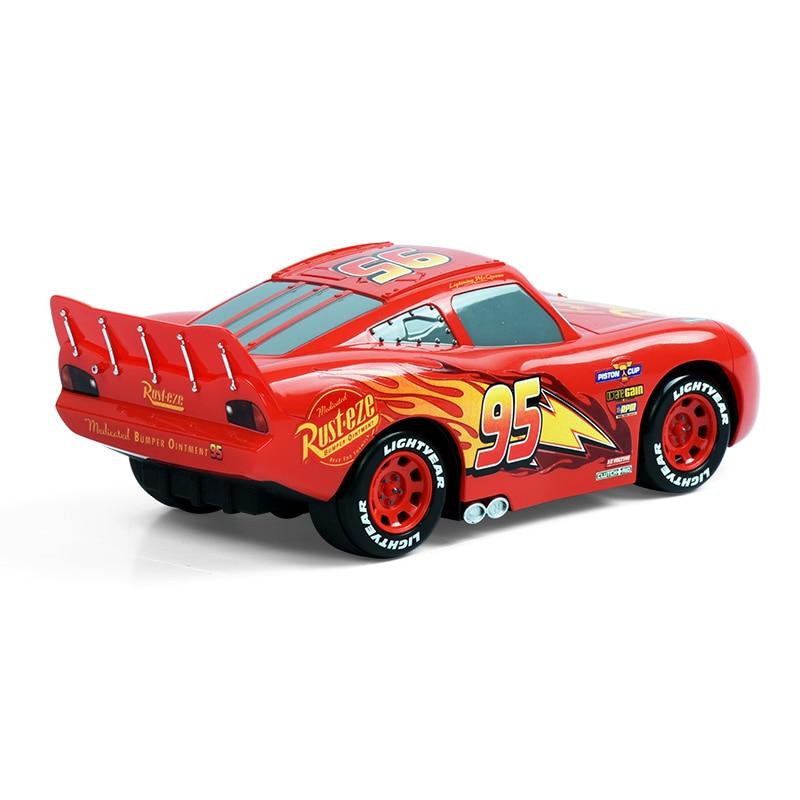 Disney Mcqueen Pull Back Emulational Race Cars Xmas