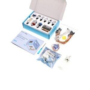 Image 2 - マイクロ: ビットスマートホームキット (TMP36 温度センサー、音/クラッシュセンサー、サーボ、モーター電気ショック療法。) 、子供のためのプログラミング MB0018