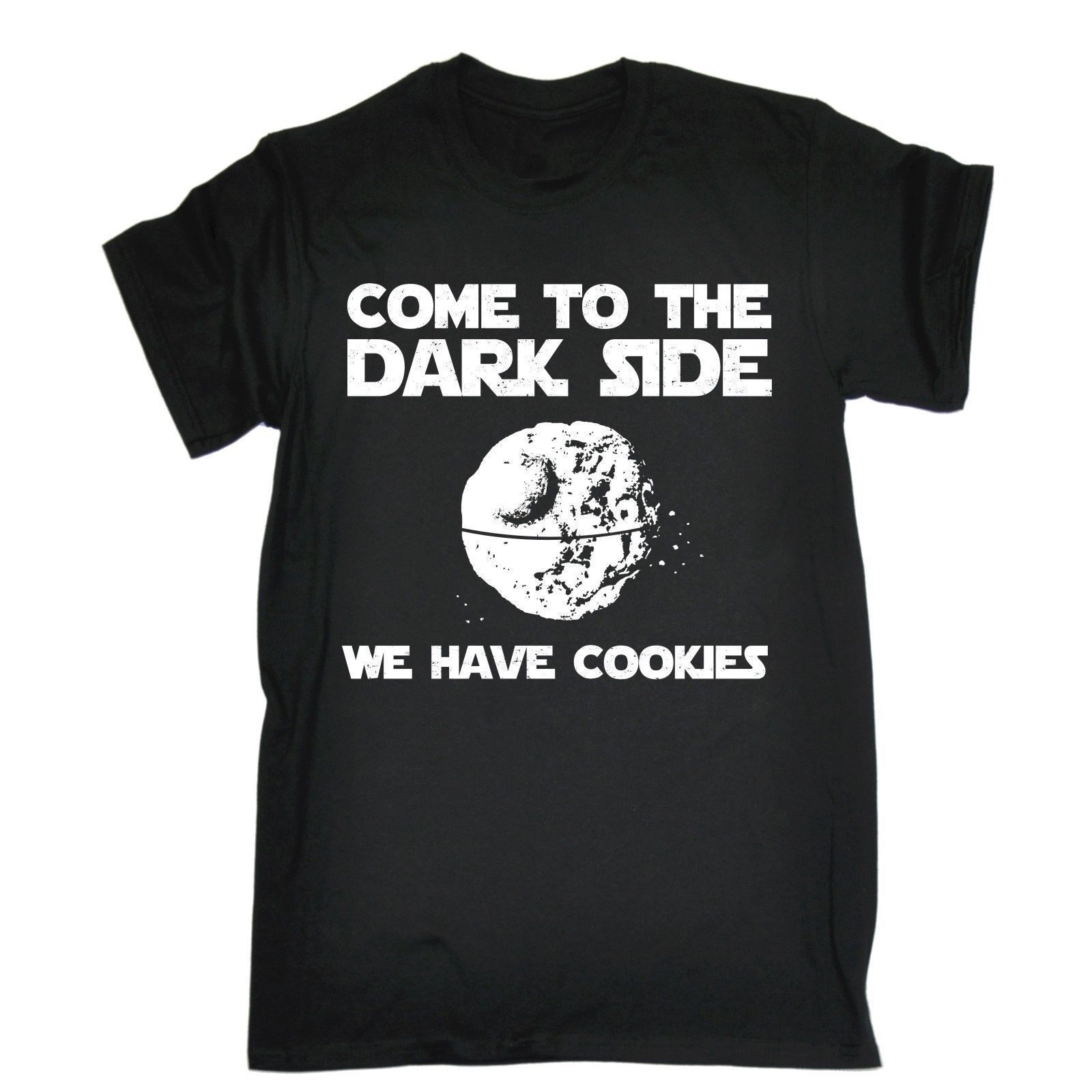 Come To The Dark Side We Have Cookies T Shirt Sci Fi Funny
