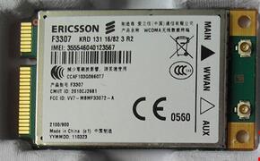 ERICSSON F3307 DRIVER FOR PC