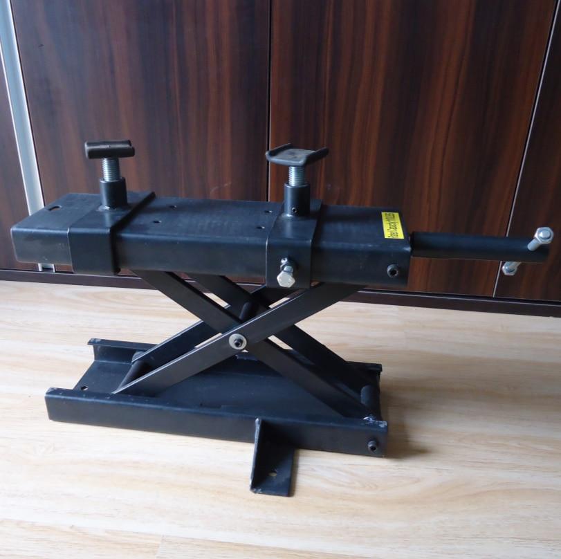 Mini ascenseur de moto 1100LBS motos portatives Jack hauteur de levage 375mm