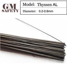 Thyssen Aluminum Laser welding wire AL for Welders (0.2/0.3/0.4/0.5/0.6mm) T012136 стоимость