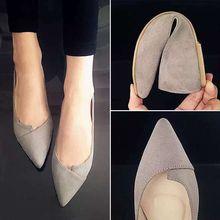 2016 frühling und herbst Koreanische spitzen schlepptau weichen boden flache schuhe frauen casual grau flache schuhe komfortable dame straße loafers