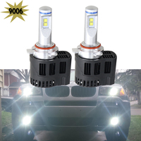 P6 LED Car Headlight LED Canbus 55W 5200LM 6000K 5202 H7 9007 9006 9004 H15 Headlight