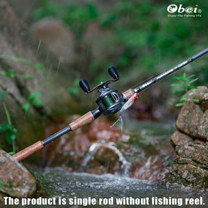 Image 5 - obei hurricane spinning casting carbon fishing rod portable travel spin cast 1.8m 2.1m 2.4m 2.7m  ultra light lure fishing rod
