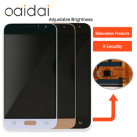 Adjustable Brightness LCD Display Touch Screen For Samsung Galaxy J1 J120F J120H J120 Phone Digitizer Assembly Replacement Parts