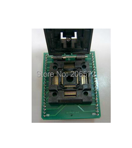 все цены на TQFP44 to DIP40 QFP44 IC test block/adapter/test bench/Burn-in