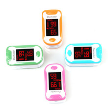 Digital Finger Pulse Oximeter blood pressure monitor Blood oxygen saturation oximeter heart rate