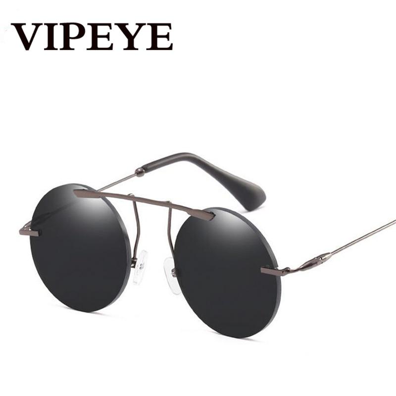 Aliexpresscom  Buy 2018 Fashion Personality Nose Bridge Retro Sunglasses Women Men -1263