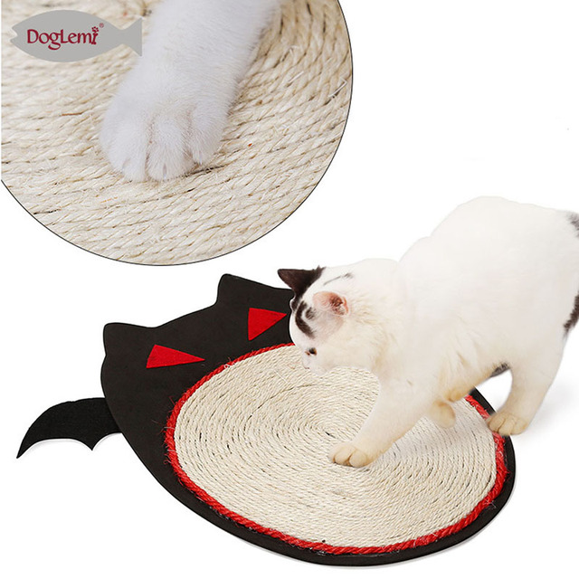 Sisal Pad Cat Scratch Board Protector Furniture Claws Toy Carpet Mat Bat Toys