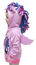 1PCS New 2017 Girls My pony Kids Jacket Children's Coat Cute Girls Coat & Hoodies With Wings Children Clothing Cartoon