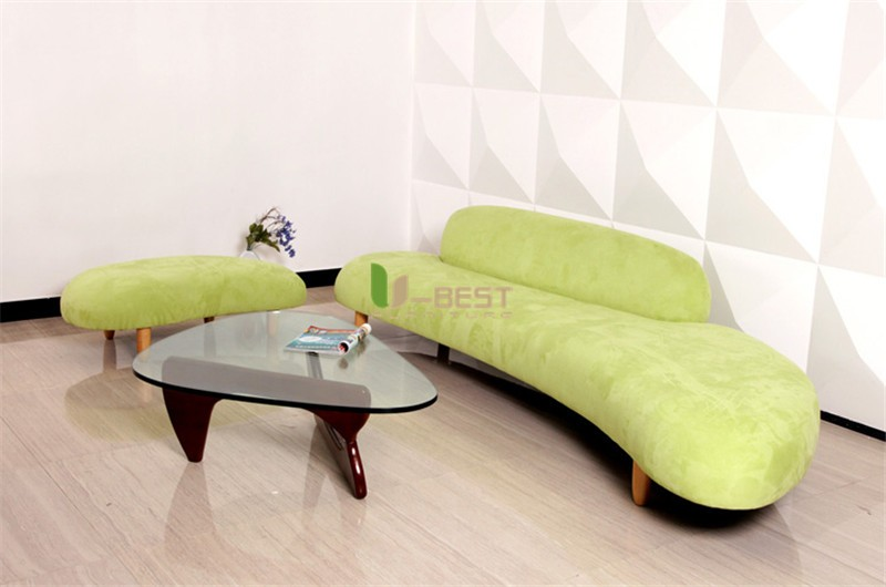 Isamu Noguchi Freeform Sofa produced by Vitra (1)