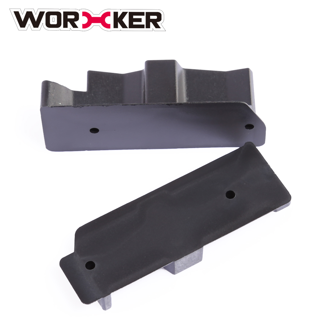 Worker Modified  Side Rail Adapter Picatinny Base Toy Accessories  For Nerf Stryfe Professional Toy Gun Accessories - Black