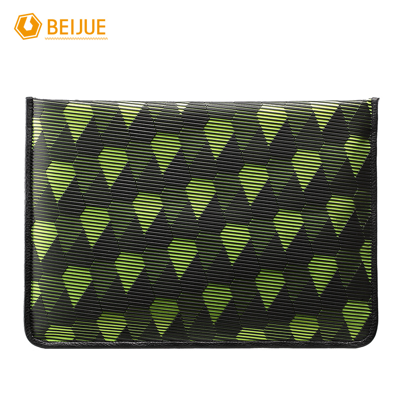 BEIJUE Fashion Brand Designer Luxury Genuine Leather And Plastic font b Men s b font Long