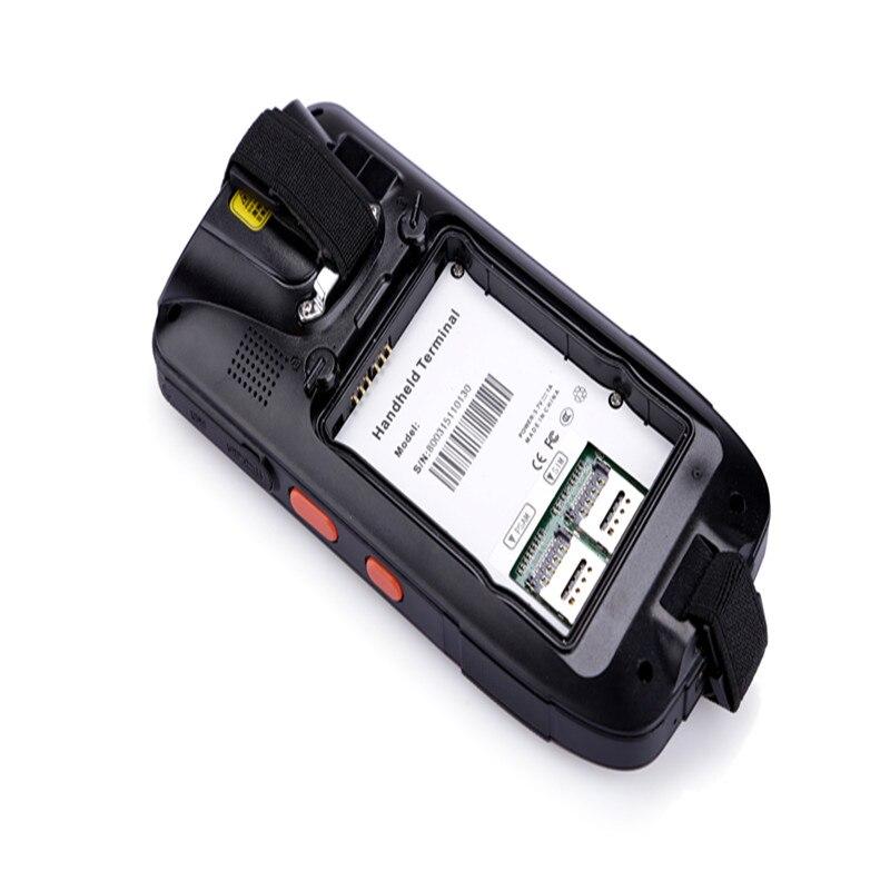 CARIBE 4 дюймов Беспроводной сканера штриховых кодов Ручной терминал КПК для склада
