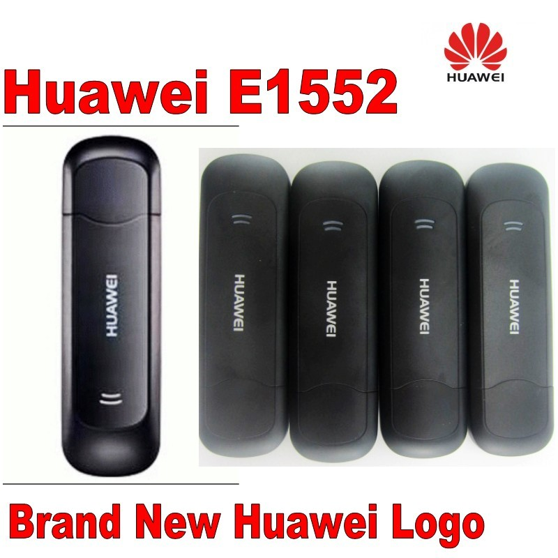 DHL Shipping 200pcs  Unlocked Huawei E1552 WCDMA 3G Usb Wireless 3.6M Modem 3G Network Card