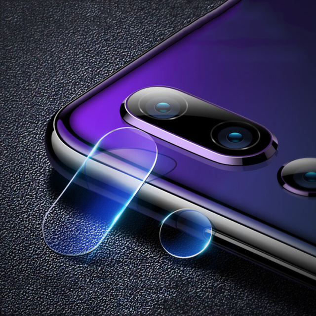new products ebd74 d7158 US $1.43 5% OFF|2Pcs For Huawei Mate 20 Lite Back Camera Lens 2.5D Tempered  Glass Huawei P20 Pro Full Cover Film For Huawei nova 3 P Smart Plus-in ...