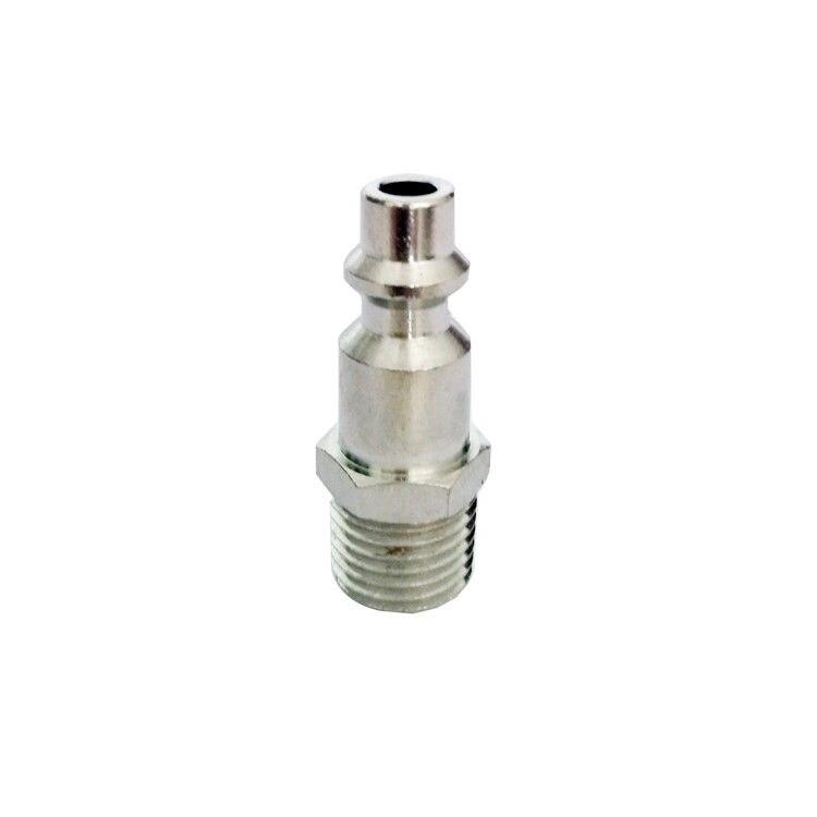 1//4 NPT Air Hose Fittings M Style Tool Line Compressor Construction Coupler Plug