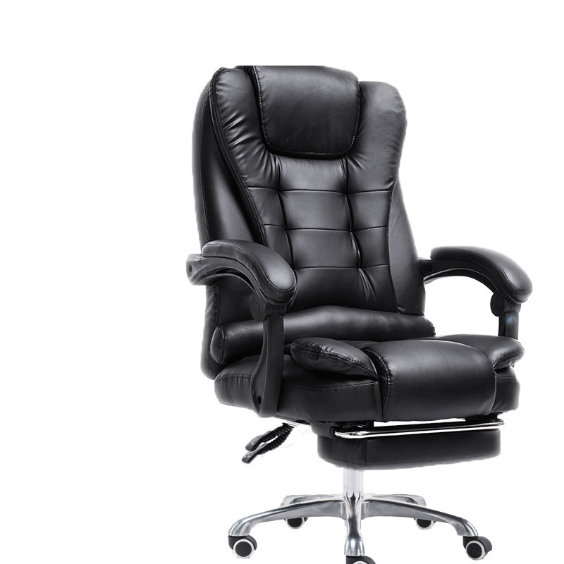 High Quality Poltrona Silla Gamer Boss Esports Office Gaming Chair Artificial Leather Can Lie Massage Ergonomics With Footrest